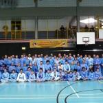 Alle Teilnehmer des Vovinam Trainingslagers 2013 n Hinsbeck
